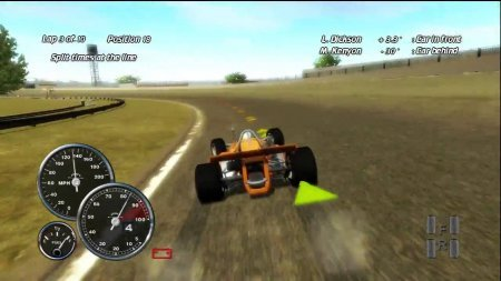 Indianapolis 500 Evolution (2009) Xbox360