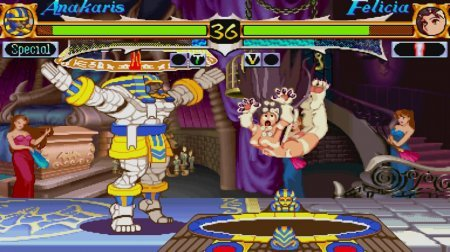 Darkstalkers Resurrection (2013) Xbox360