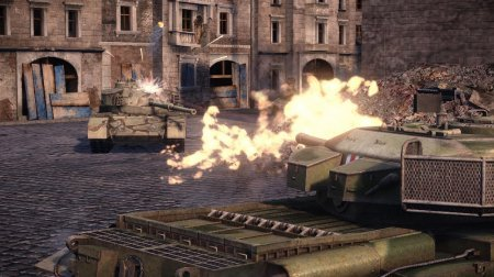 World of Tanks (2014) Xbox360