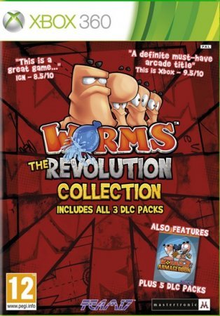 Worms: Revolution (2012) Xbox360