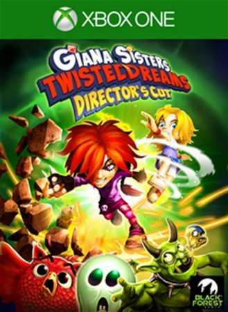 Giana Sisters: Twisted Dreams (2012) Xbox360
