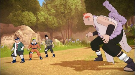 Naruto The Broken Bond (2008) XBOX360