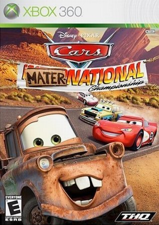 Cars Mater-National Championship (2007) XBOX360