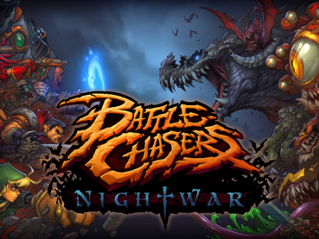 Battle Chasers: Nightwar (2016) XBOX360