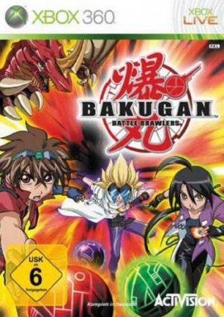 Bakugan Battle Brawlers (2009) XBOX360