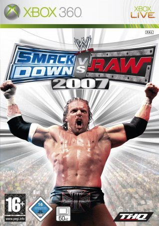 WWE Smackdown vs Raw 2007 (2006) XBOX360