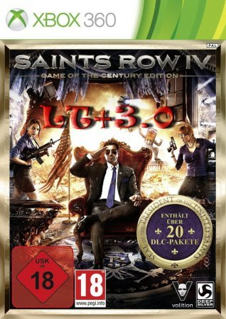 Saints Row IV : Game of the Century Edition (2014) XBOX360
