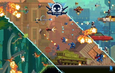 Super Time Force (2014) XBOX360