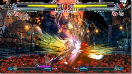 BlazBlue Continuum Shift (2010) XBOX360