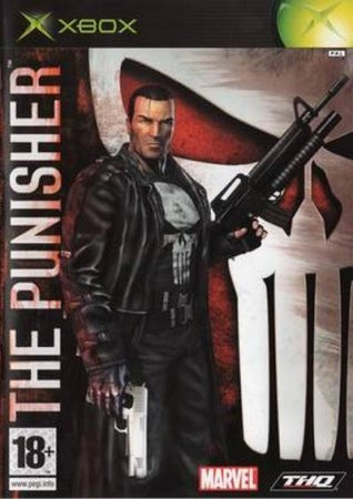 The Punisher (2005) XBOX360