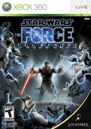 Star Wars: The Force (2008) XBOX360