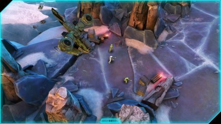 Halo: Spartan Assault (2014) XBOX360