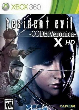 Resident Evil Code Veronica X HD (2011) XBOX360