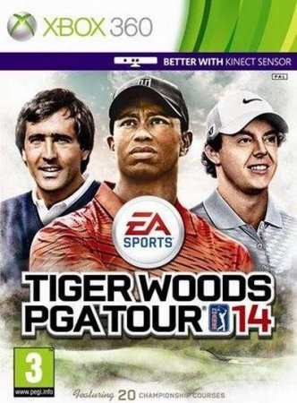 Tiger Woods PGA Tour 14: Masters Historic (2013) XBOX360