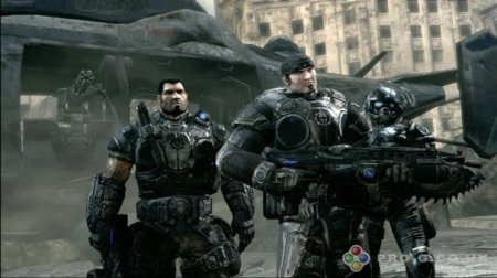 Gears of War (2006) XBOX360
