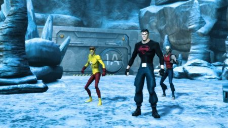 Young Justice: Legacy (2013) XBOX360