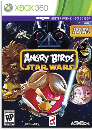 Angry Birds: Star Wars (2013) XBOX360