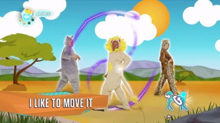 Just Dance Kids 2014 (2013) XBOX360