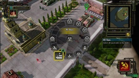 Command & Conquer: Red Alert 3 (2008) XBOX360