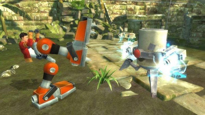 Generator Rex Игру