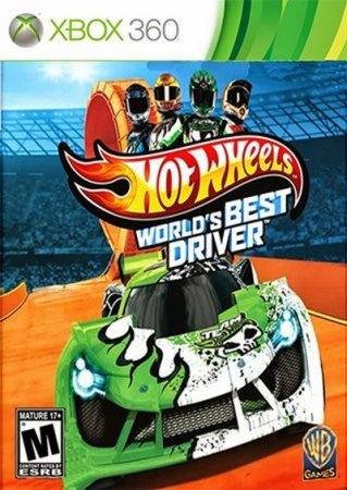 Hot Wheels World's Best Driver (2013) XBOX360