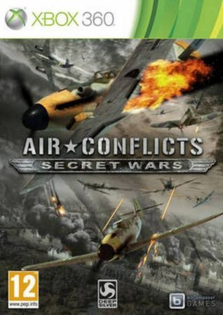 Air Conflicts: Secret Wars (2011) XBOX360