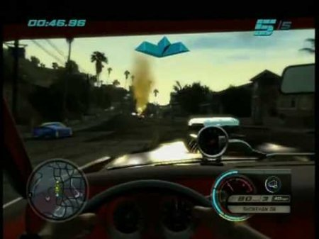 Midnight Club: Los Angeles (2009) XBOX360