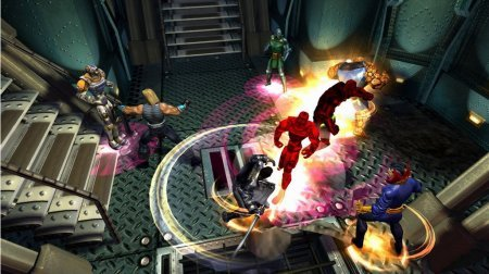Marvel Ultimate Alliance (2006) XBOX360