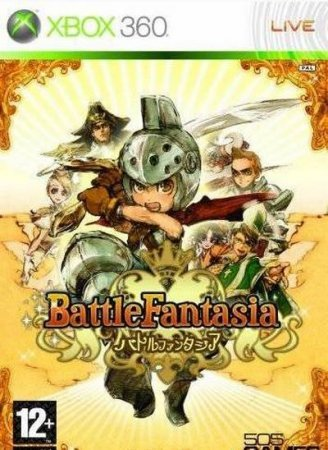 Battle Fantasia (2008) XBOX360