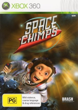 Space Chimps (2008) XBOX360