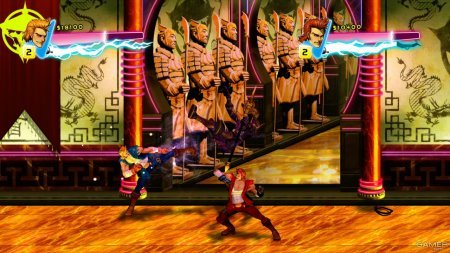 Double Dragon Neon (2012) XBOX360