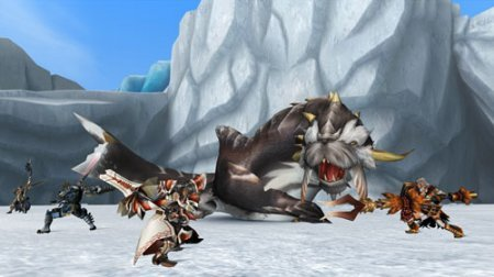 Monster Hunter Frontier G1 (2013) XBOX360