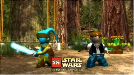 Lego Star Wars: The Complete Saga (2008) XBOX360