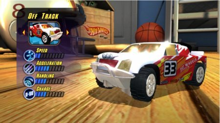 Hot Wheels: Beat That! (2007) XBOX360
