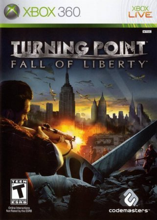 Turning Point: Fall of Liberty (2008) XBOX360