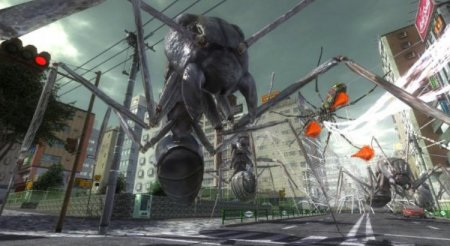 Earth Defense Force 2017 (2007) XBOX360
