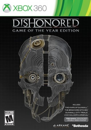 Dishonored The Knife of Dunwall (2013) XBOX360