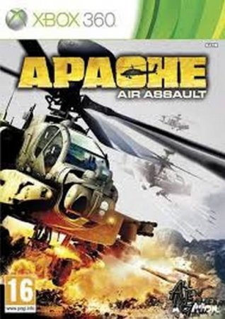 Apache: Air Assault (2010) XBOX360
