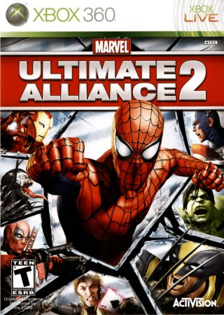Marvel Ultimate Alliance 2 (2009) XBOX360