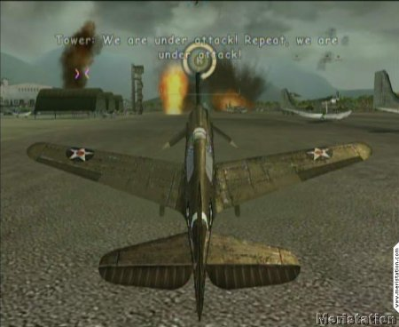Blazing Angels: Squadrons of WWII (2006) XBOX360