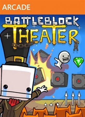 BattleBlock Theater (2013) XBOX360