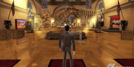Night at the Museum Battle of the Smithsonian (2009) XBOX360