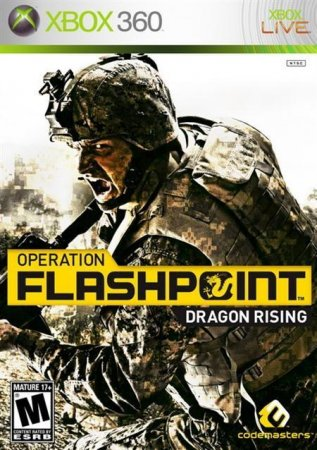 Operation Flashpoint: Dragon Rising (2009) XBOX360