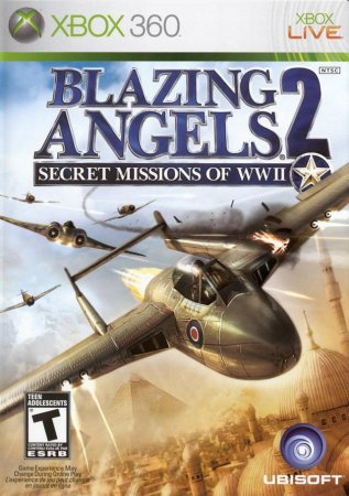 Blazing Angels 2: Secret Missions of WWII (2007) XBOX360