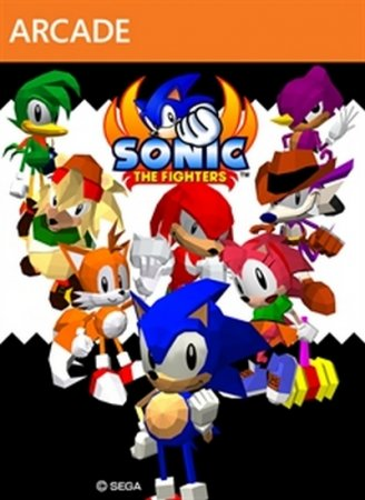 Sonic the Fighters (2012) XBOX360