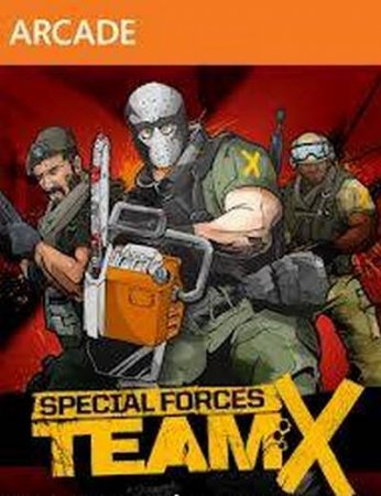 Special Forces Seal Team X (2013) XBOX360
