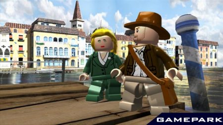 LEGO Indiana Jones: The Original Adventures (2008) XBOX360