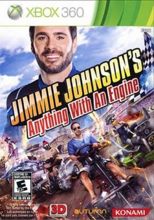 Jimmie Johnson's Anything With An Engine (2011) XBOX360