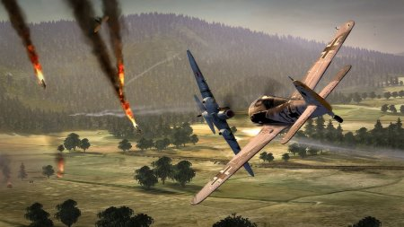 Dogfight 1942 Fire over Africa (2012) XBOX360