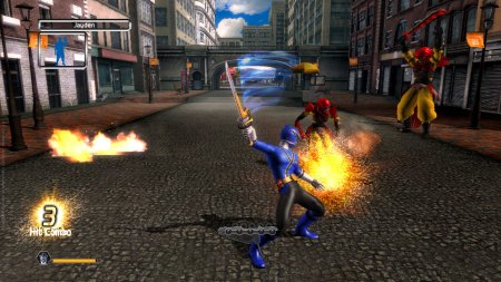 Power Rangers Super Samurai (2012) XBOX360